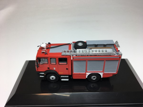 ArsenalM 2GEBBRL11 MAN/ZIEGLER Löschfahrzeug Gebäudebrand Los 1 der Bundeswehr